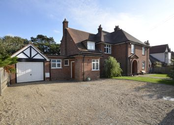 Thumbnail 5 bed detached house for sale in Thornley Road, Felixstowe