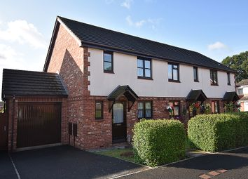 3 bed end terrace house for sale in Round Table Meet, Chantry Fields, Exeter EX4