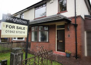 Thumbnail 3 bed semi-detached house for sale in Norwood Avenue, Lowton, Warrington