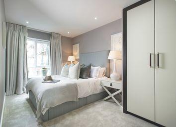 Thumbnail 2 bedroom flat for sale in Beaufort Park, London