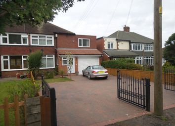 Thumbnail 3 bed semi-detached house for sale in Ladypark, Gateshead