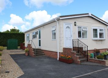 Thumbnail Mobile/park home for sale in 2 Bed Park Home, Shillingford Park, Kilgetty