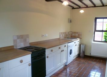 Thumbnail 2 bed cottage to rent in Cranfield Road, Wootton, Bedford