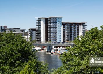 Thumbnail 2 bed flat to rent in Roma House, Victoria Wharf, Cardiff Bay.