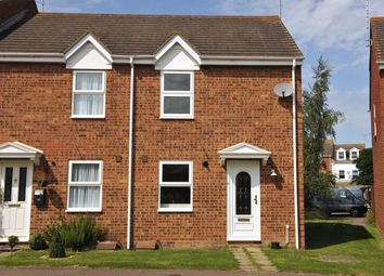 Thumbnail 2 bedroom end terrace house to rent in Stonechat, Aylesbury, Buckinghamshire