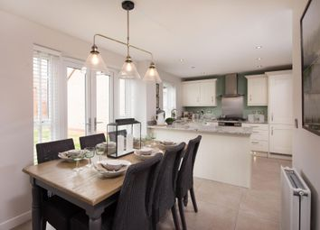 "Thumbnail 4 bedroom detached house for sale in ""Radleigh"" at Lukes Lane, Hebburn"