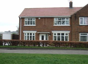 Thumbnail 3 bed end terrace house to rent in Sidlaw Road, Billingham