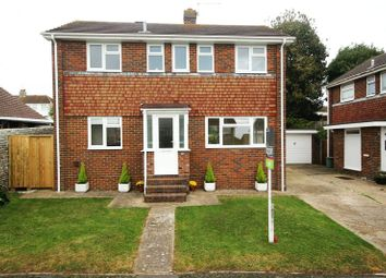 Thumbnail 3 bed detached house for sale in Greenoaks, North Lancing, West Sussex