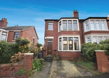 Thumbnail 3 bed semi-detached house for sale in Bardsway Avenue, Blackpool, Lancashire