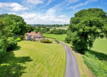 Thumbnail 5 bedroom detached house for sale in Exmouth Road, Lympstone, Devon