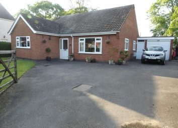 Thumbnail 3 bed bungalow for sale in Church Road, Wanlip, Leicester, Leicestershire