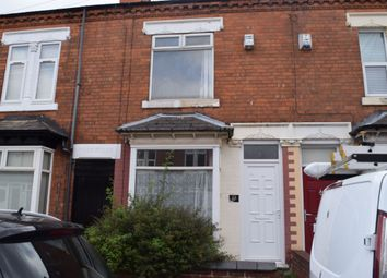 Thumbnail 3 bed terraced house to rent in Reginald Road, Bearwood
