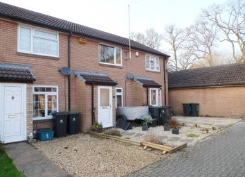 Thumbnail 2 bed terraced house for sale in Mendip Close, Verwood