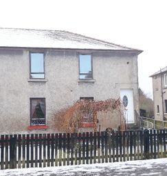 Thumbnail 2 bed flat to rent in Mount Pleasant, Armadale, West Lothian