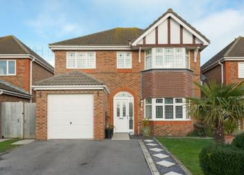 Thumbnail 4 bed terraced house for sale in Petrel Close, Herne Bay