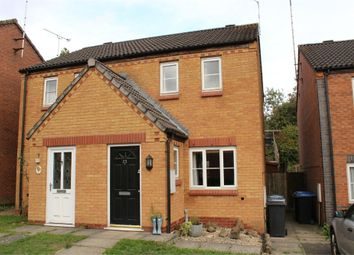 Thumbnail 2 bed semi-detached house for sale in Rye Hill Avenue, Lutterworth
