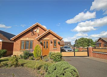 Thumbnail 3 bed bungalow for sale in Alpine Court, Hemsworth, Pontefract, West Yorkshire
