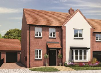 Thumbnail 4 bed detached house for sale in The Oakford, Oakbrook, Chelmsley Lane, Marston Green