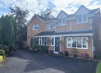 Thumbnail 5 bed detached house for sale in Lingmoor Drive, Astley, Manchester