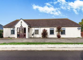 Thumbnail 4 bed detached bungalow for sale in Church Road, Cantley, Norwich