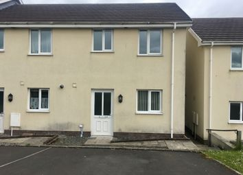Thumbnail 2 bed semi-detached house to rent in Wern Crescent, Skewen, Neath