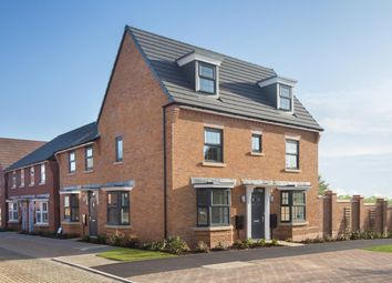 Thumbnail 4 bed detached house for sale in Doseley Park, Doseley, Telford