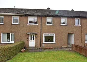 Thumbnail 3 bed terraced house for sale in Dalriada Road, Greenock