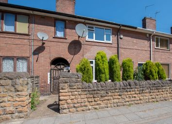 Thumbnail 2 bed terraced house for sale in Hawthorn Close, Nottingham