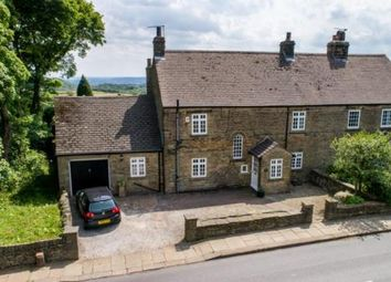 Thumbnail 4 bed semi-detached house for sale in Sheephill Road, Ringinglow, Sheffield