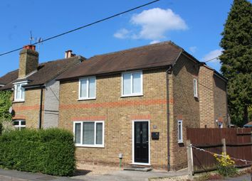 Thumbnail 3 bed detached house for sale in Badshot Lea Road, Farnham