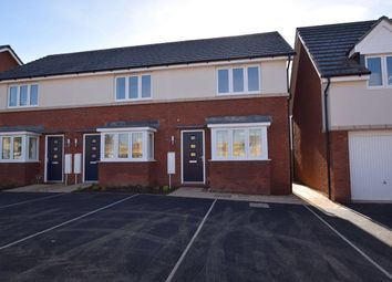Thumbnail 2 bed terraced house to rent in Cranbrook, Exeter, Devon
