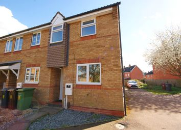 Thumbnail 2 bed end terrace house to rent in Furndown Court, Lincoln