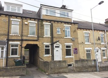 Thumbnail 4 bed terraced house to rent in Grantham Road, Bradford