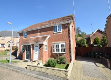 Thumbnail 2 bed semi-detached house for sale in Sedgefield Way, Braintree