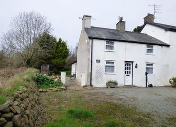 Thumbnail 3 bed semi-detached house for sale in Llannor, Pwllheli, Gwynedd