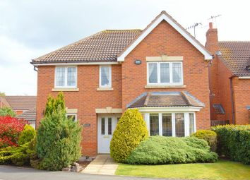 Thumbnail 4 bed detached house for sale in Pear Tree Way, Wychbold, Droitwich