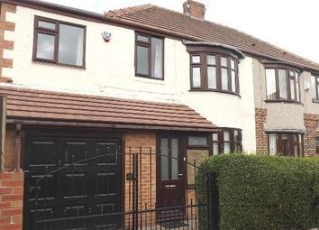Thumbnail 4 bedroom semi-detached house for sale in Leedham Road, Sheffield, South Yorkshire