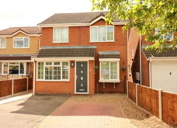 Thumbnail 3 bedroom detached house for sale in Sedge Road, Scarning