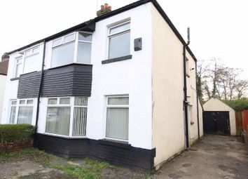 Thumbnail 2 bed semi-detached house for sale in Wroughton Place, Ely, Cardiff