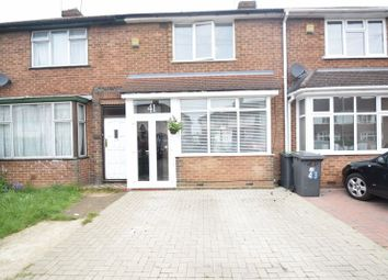 Thumbnail 2 bedroom terraced house for sale in Applecroft Road, Luton