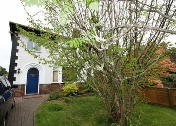 Thumbnail 3 bed semi-detached house to rent in Ermine Road, Hoole, Chester