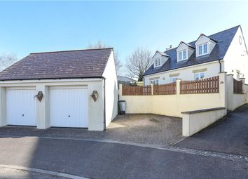 Thumbnail 4 bed detached house for sale in Abbey Close, Axminster, Devon