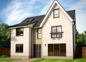 Thumbnail 4 bed detached house for sale in Healds Drive, Strathaven