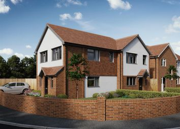Thumbnail 3 bed semi-detached house for sale in Plot 1, Aston Mead, Windsor