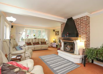 Thumbnail 5 bed detached bungalow for sale in Heathfield Park, Heathfield, East Sussex