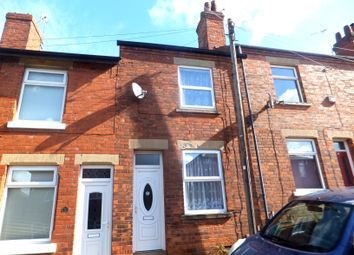 Thumbnail 3 bed terraced house to rent in Roseberry Hill, Mansfield