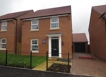 Thumbnail 4 bed property to rent in Goldcrest Crescent, Wynyard, Billingham