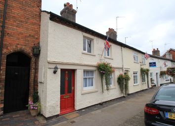 Thumbnail 3 bed terraced house to rent in High Street, Eccleshall, Staffordshire