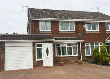 3 bed semi-detached house for sale in Sorrel Gardens, South Shields NE34