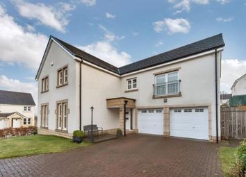 Thumbnail 5 bedroom detached house for sale in Calabar Court, High Burnside, Glasgow, South Lanarkshire